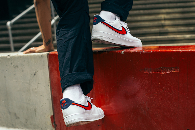 buy popular 74811 2ac6d The NIKE AIR FORCE 1 LOW 07 LV8 is AVAILABLE NOW  hit the banner below to pick  up a pair at NIKE today. Nike Air Force 1 Low 07 LV8