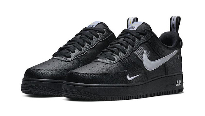 d6ec45df831b Triple up the Swoosh with the Nike Air Force 1 LV8 Utility - The ...