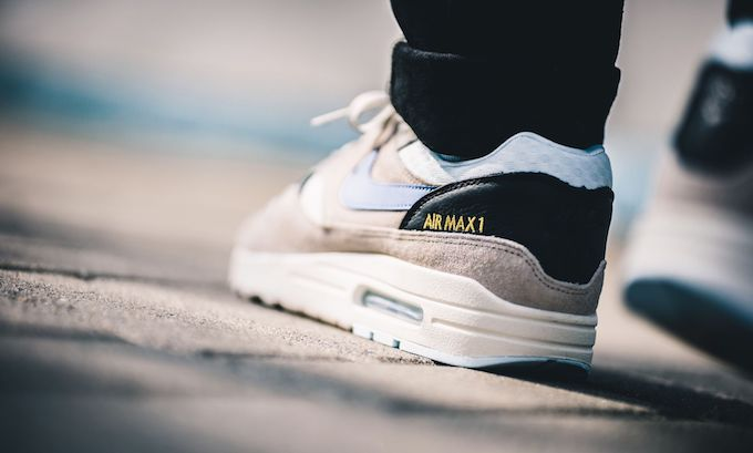 The NIKE AIR MAX 1 WE is AVAILABLE NOW: hit the banner below to pick up a pair at 43EINHALB today.