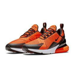 competitive price cdd5e 2d459 Nike Air Max 270 Total Orange