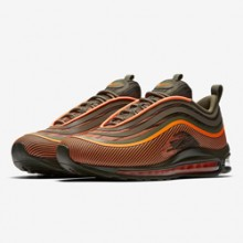 e077427ba800 Autumnal Abstractions with the Nike Air Max 97 Ultra 17 Olive Orange