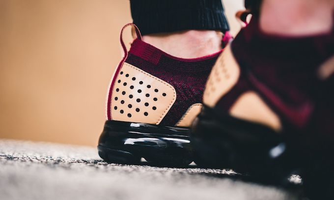 new concept f89d4 3a8a4 The Bred to Your Butter: The Nike Air VaporMax Flyknit 2 NRG ...