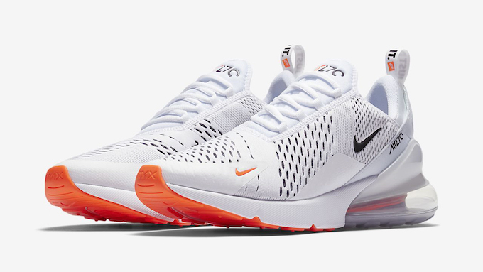 c93a028f0432 Both colourways of the NIKE AIR MAX 270 JUST DO IT are AVAILABLE NOW  hit the  banner below to find out where you can pick up a pair today.