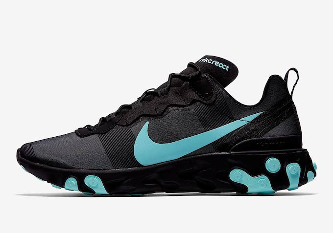0e375114ec118 Check Out These Further Teases of the Nike React Element 55 - The ...