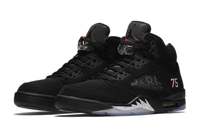 best cheap 9461d 8668c Available Now! The Nike Air Jordan 5 Retro x Paris Saint ...