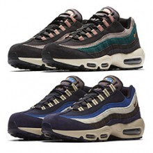 93e97d9174 Available Now: the Nike Air Max 95 Premium Lands in Autumnal Tones