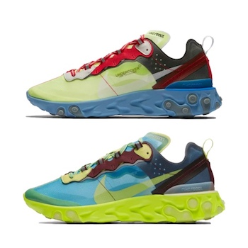 713cd8024d53b Nike x UNDERCOVER React Element 87 - 13 SEP 2018 - The Drop Date