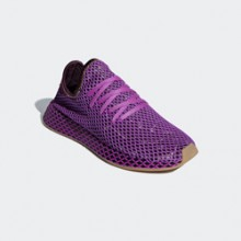 quality design 84ea9 7d480 Mesh Madness with the adidas x Dragonball Z Deerupt Son Gohan