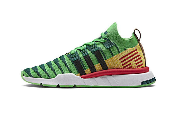 best service 2e235 5f5f0 End 2018 with the adidas X Dragon Ball Z EQT Support ADV ...