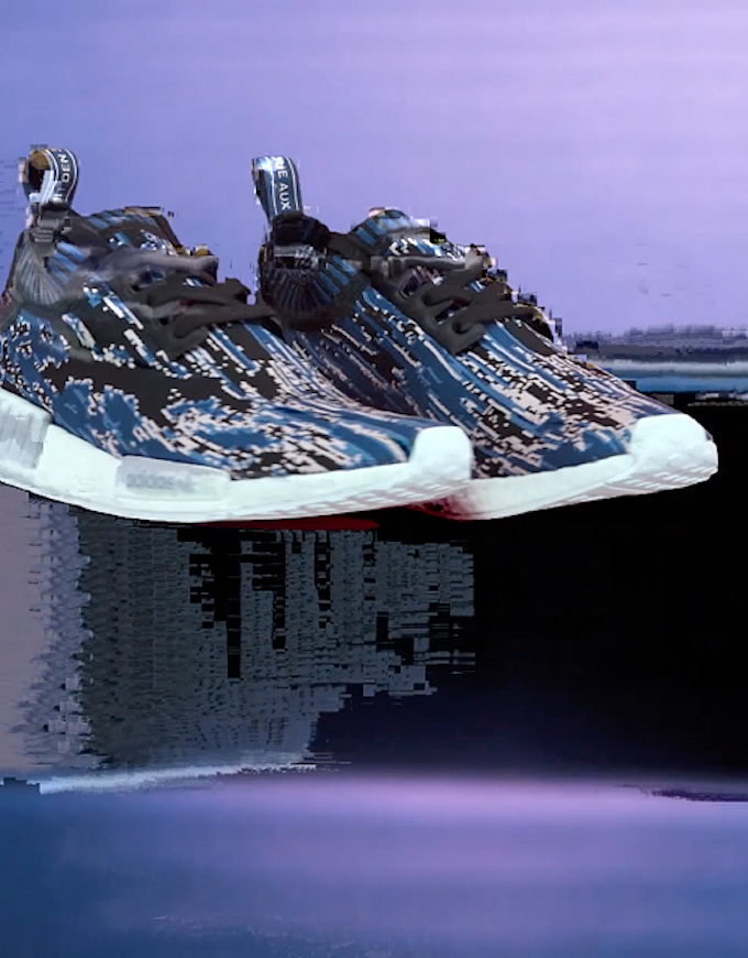 ad9bf035a The ADIDAS ORIGINALS X SNEAKERSNSTUFF NMD R1 PRIMEKNIT DATAMOSH 2.0 is due  to release exclusively at SNEAKERSNSTUFF locations on SATURDAY 22  SEPTEMBER  hit ...