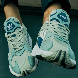 END. X adidas Yung-1 Atmosphere
