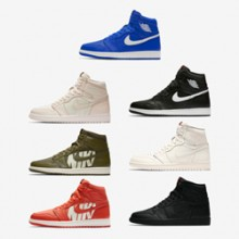 14449a77233b Take a Look at the Current Nike Air Jordan 1 Retro High OG Collection