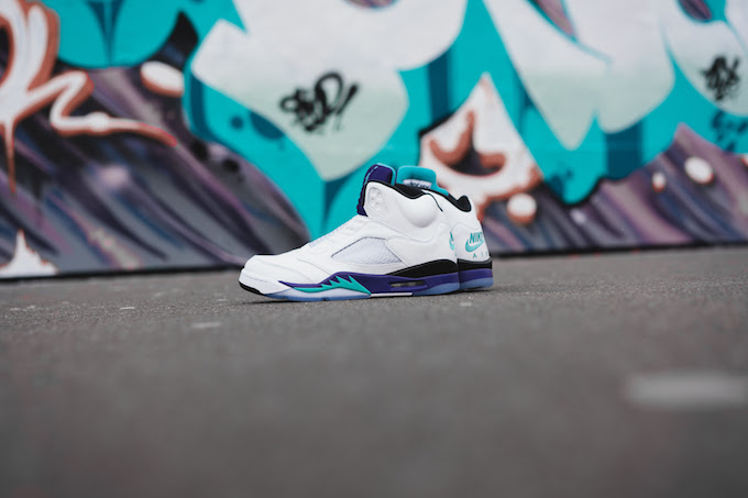 the latest 46922 66ceb A Closer Look at the Nike Air Jordan 5 Retro NRG Fresh ...