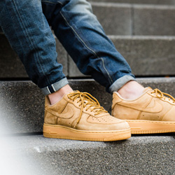 Nike Air Force 1 07 Low Flax Wheat