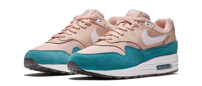 97f5d05beeb7 Embrace Late Summer with the Nike Air Max 1 Atomic Teal - The Drop Date