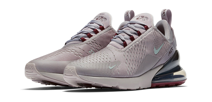 the latest e157d 16678 I've Got a Crush on You!: the Nike Air Max 270 Burgundy ...