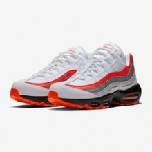 6cabbff90ec It s Looking Like a Bright October  Nike Air Max 95 Bright Crimson