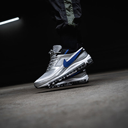 finest selection dc732 c3d3c Nike Air Max 97 BW  On-Foot Shots by OVERKILL