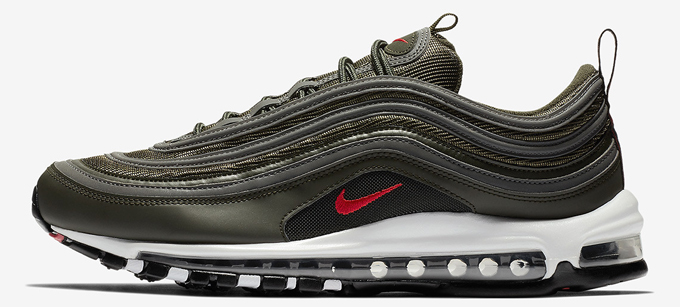 check out 22745 e3093 Nike Welcomes the Nike Air Max 97 Sequoia this October - The ...