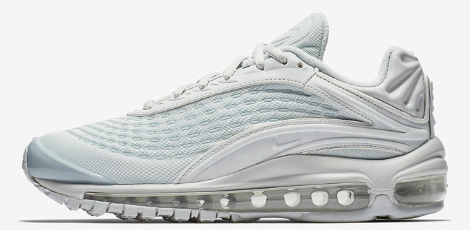 new products d11c3 c8e60 The NIKE AIR MAX DELUXE PURE PLATINUM is set to drop in OCTOBER. While you  wait, hit the banner below to shop the latest from NIKE.