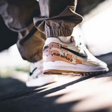 newest f1c08 d0806 Sandy Tones with the Nike Air Span II Desert Camo