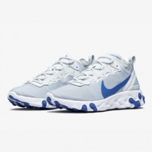 9fff799f699f Run on the Clouds with the Nike React Element 55 Racer Blue
