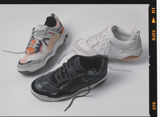 Vans Offers a Fashion Driven Approach with the Varix WC