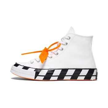 2b9bc2f612df CONVERSE X OFF-WHITE CHUCK TAYLOR 70S HI - 8 OCT 2018 - The Drop Date