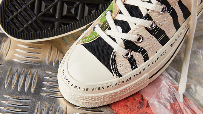 8910badf4f0 Out Now: Brain Dead x Converse Chuck Taylor All Star 70 Hi - The ...