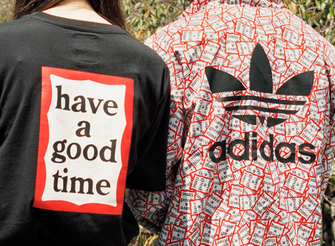 HAVE A GOOD TIME X ADIDAS ORIGINALS