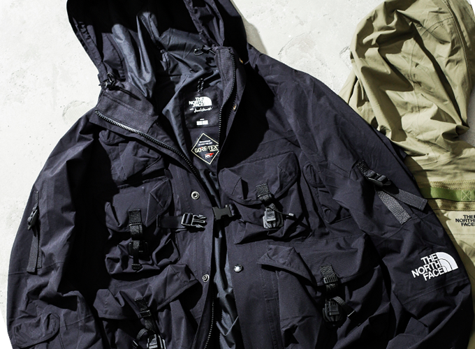 007071658 THE NORTH FACE X KAZUKI PT 2 IS HERE - The Drop Date