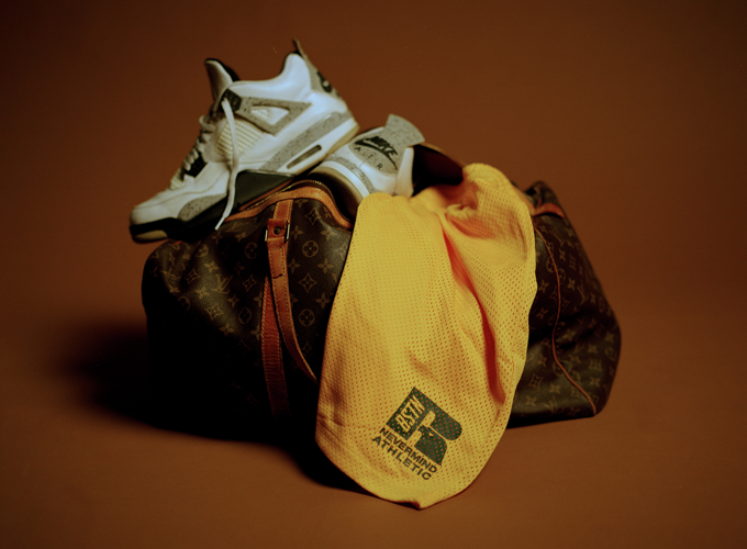 BSTN X RUSSEL ATHLETIC