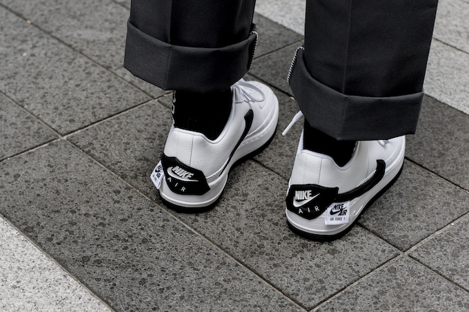 Nike Air Force 1 Jester XX WhiteBlack