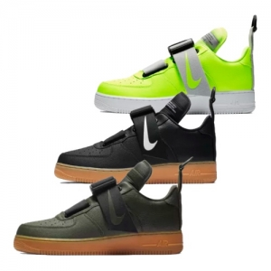 bdc255fd Nike Air Force 1 07 LV8 Utility - AVAILABLE NOW - The Drop Date