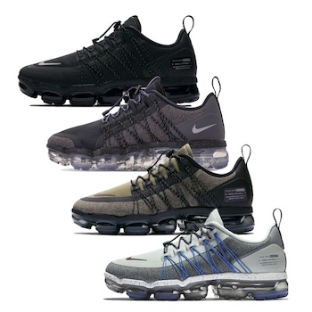 5a03f0fa9ef6 Nike Air Vapormax Run Utility - AVAILABLE NOW - The Drop Date