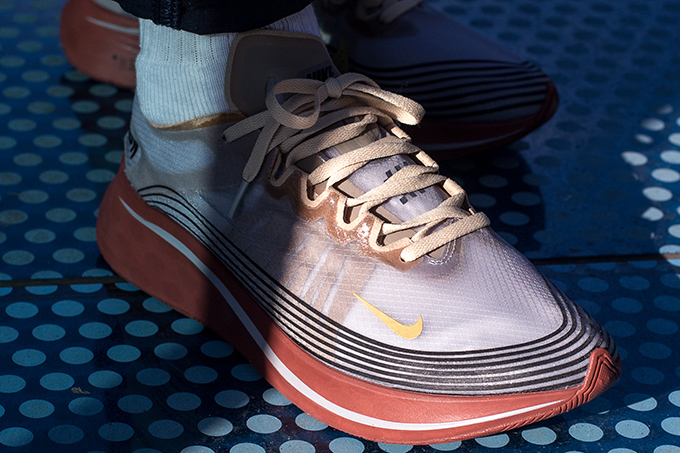 Fit For Royalty On Foot With The Nike Zoom Fly Sp London