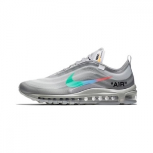 f505d97d28 Nike x Virgil Abloh The Ten Air Max 97 - Wolf Grey - 18 OCT 2018 ...