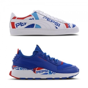 PUMA x PEPSI Collection Where to Buy |