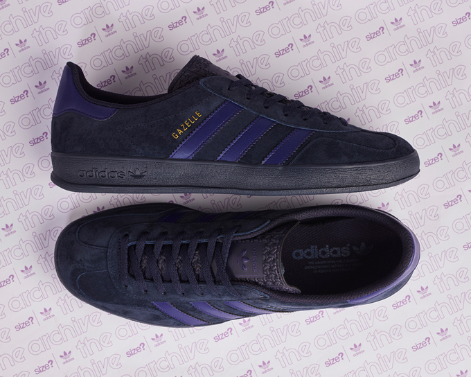 Dark and Stormy Hits the adidas