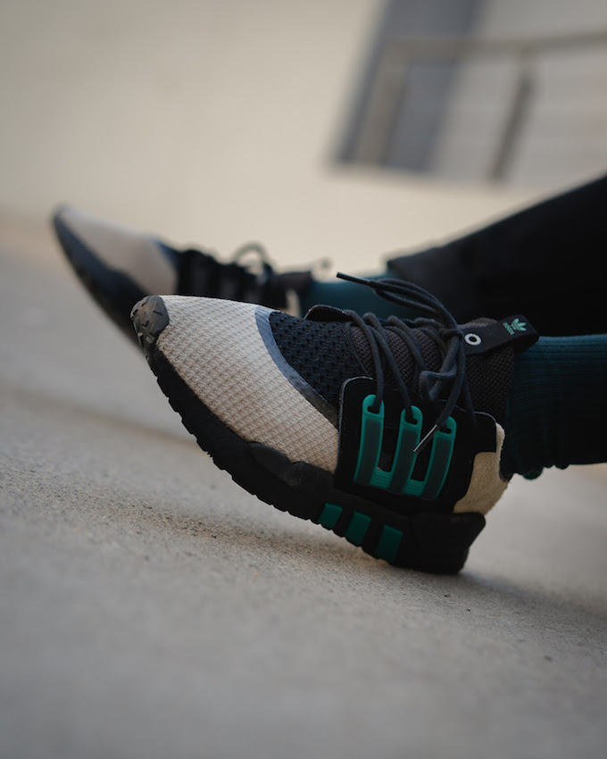 super popular 4ac25 3e83c adidas Consortium x Packer Shoes EQT 91/18: On-Foot by ...