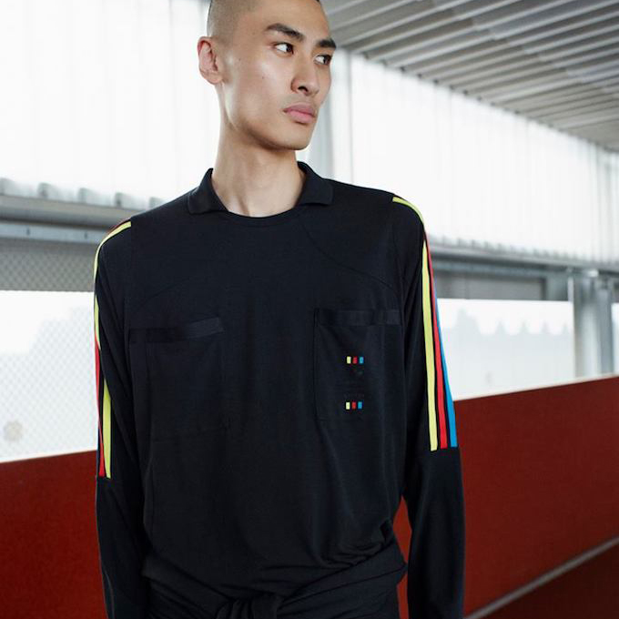 The adidas Originals x Oyster Holdings FW18 Collection is