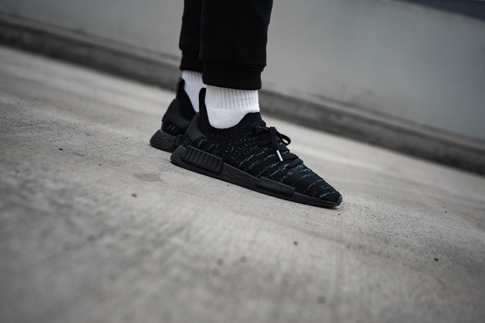 brand new 33ba2 0deff adidas NMD R1 STLT Parley PK: On-Foot Shots by OVERKILL ...