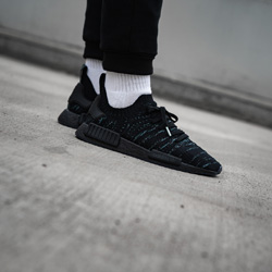 abf70d362 adidas NMD R1 STLT Parley PK  On-Foot Shots by OVERKILL - The Drop Date