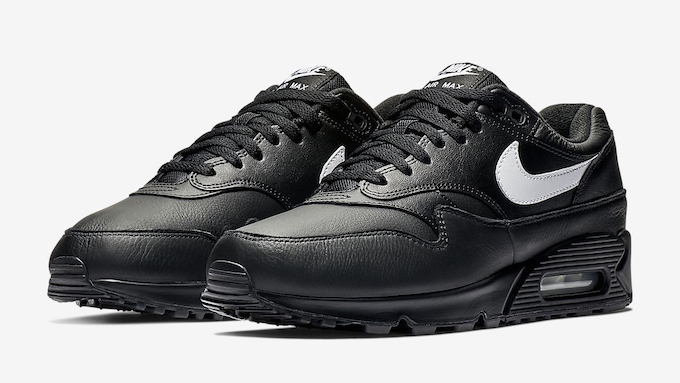 Available Now: Nike Air Max 90/1 Black
