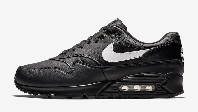 huge discount bde9e 6ccc7 The NIKE AIR MAX 90 1 BLACK AND WHITE is AVAILABLE NOW. Hit the banner  below to get your pair from NIKE.