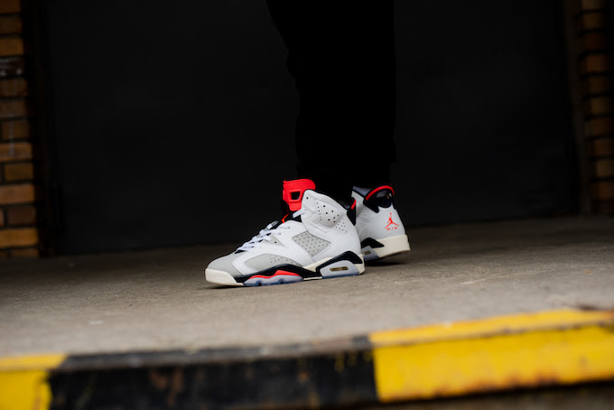 reputable site c5a4d 40f83 The Nike Air Jordan 6 Tinker Hatfield: On-Foot by OVERKILL ...