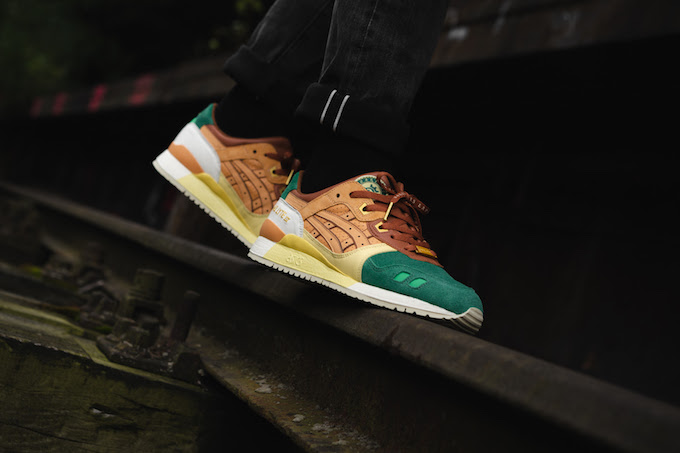 best loved a20a1 d0a51 24 Kilates x ASICS TIGER Gel-Lyte II Express On-Foot by OVERKILL