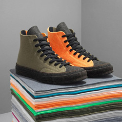 Converse X JW Anderson Felt Collection