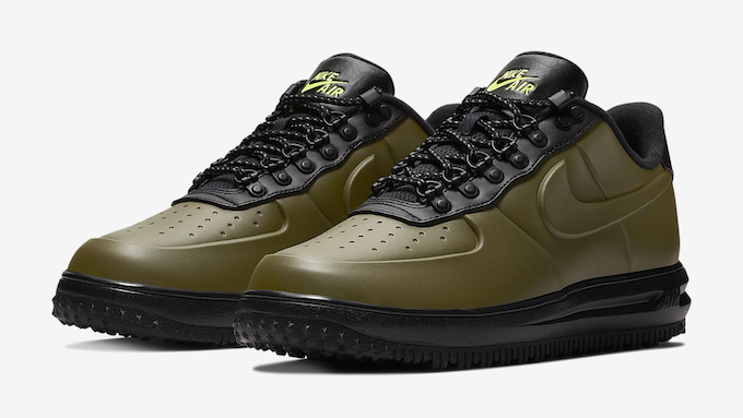 The Nike Lunar Force 1 Duckboot Low is