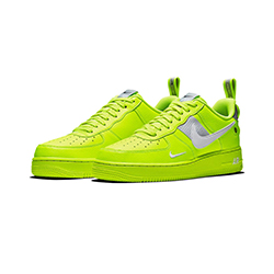 df24be8cc85f7f Electric Shades hit the Nike Air Force 1 LV8 Utility Volt